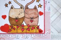 Walentynkowe koty